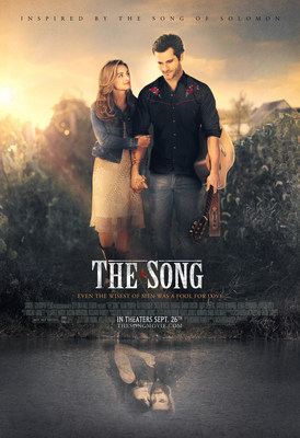 Music-driven love story THE SONG in theaters September 26, 2014 (PRNewsFoto/Icon Media Group)