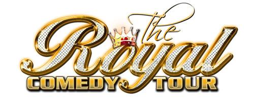 Royal Comedy Tour 2013.  (PRNewsFoto/The Royal Comedy Tour)