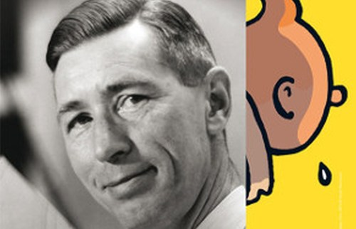 Herge exhibition :The Grand Palais pays tribute to Georges Remi, better known as Herge. Considered to be the ...