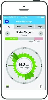 DTE Insight App (PRNewsFoto/DTE Energy) (PRNewsFoto/DTE Energy)