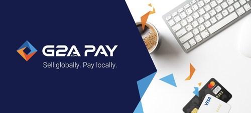 G2A Pay (PRNewsFoto/G2A.COM)