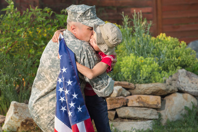 Military members can receive up to 40% off when booking their Myrtle Beach hotel stay on Veterans Day.