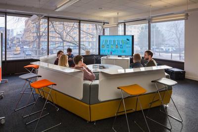 Media Zone IBM Studio London