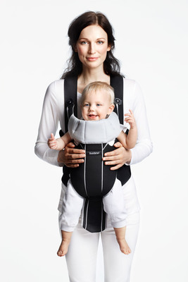 BABYBJÖRN BABY CARRIER MIRACLE lifestyle photo