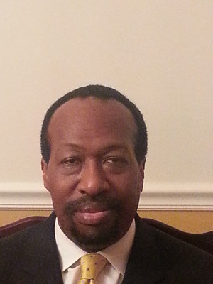 Terrence Clark, President of the New York & New Jersey Minority Supplier Development Council