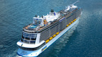 Quantum of the Seas, Royal Caribbean's newest ship debuting Fall 2014 will take a dramatic leap forward in ship design, entertainment and guest experiences.  (PRNewsFoto/Royal Caribbean International)