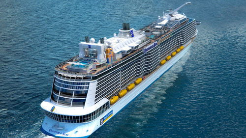 Quantum of the Seas, Royal Caribbean's newest ship debuting Fall 2014 will take a dramatic leap forward in ...