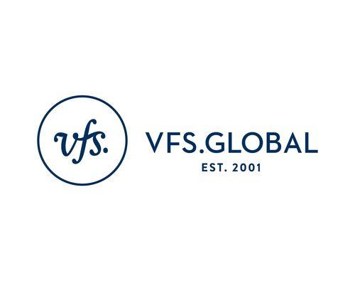 VFS Global Logo (PRNewsFoto/VFS Global Services  Pvt. Ltd.)