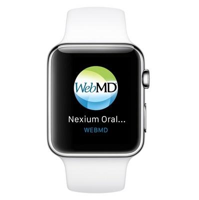 WebMD Medication Short Look Notification
