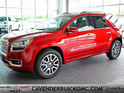 Cavender Buick GMC West has the 2013 GMC Acadia in stock.  (PRNewsFoto/Cavender Buick GMC West)