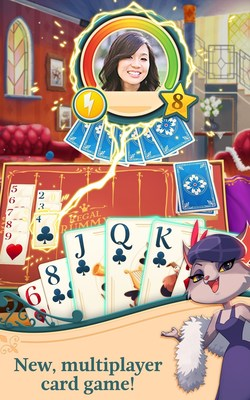 King Launches First Live Multiplayer Card Game: Shuffle Cats.