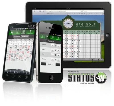 Jim Furyk, 2010 PGA Tour Player of the Year, Backs Revolutionary Scoring App for Golfers