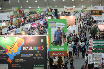 Natural Products Expo East Continues to Grow, Brought More New Exhibitors and More New Products than Ever Before to Largest Natural, Organic and Healthy Products Event (PRNewsFoto/New Hope Natural Media)