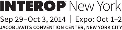 Interop New York - Sept. 29 - Oct. 3