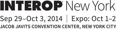 Interop New York - Sept. 29 - Oct. 3 (PRNewsFoto/UBM Tech)