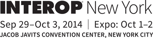 Interop New York - Sept. 29 - Oct. 3 (PRNewsFoto/UBM Tech)