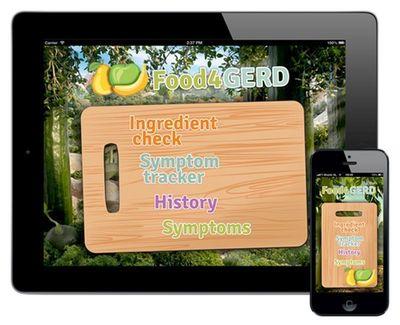 Food4GERD-App