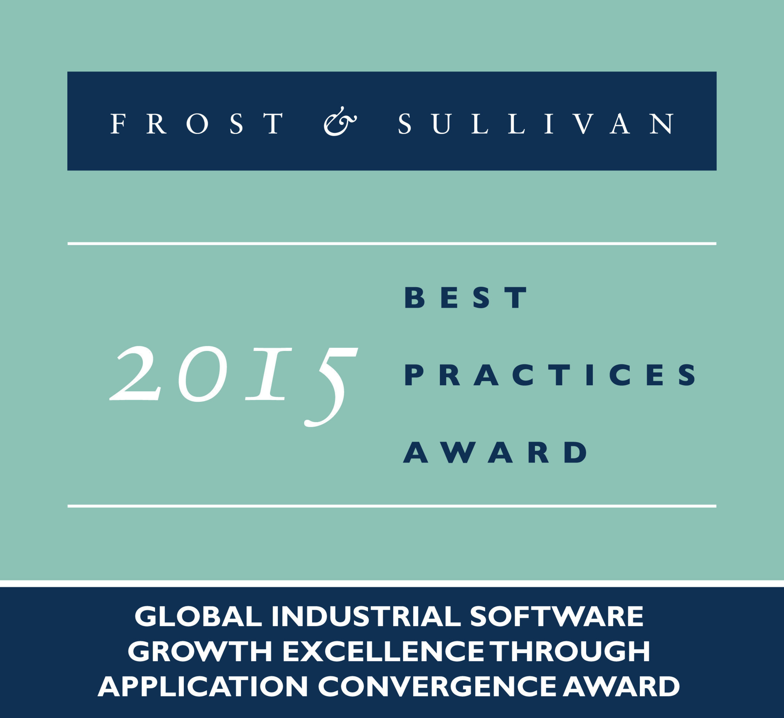 Frost & Sullivan Lauds GE for Developing an Innovative Software Technology Platform Designed for