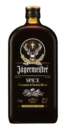 Jagermeister Spice.  (PRNewsFoto/Sidney Frank Importing Company, Inc.)