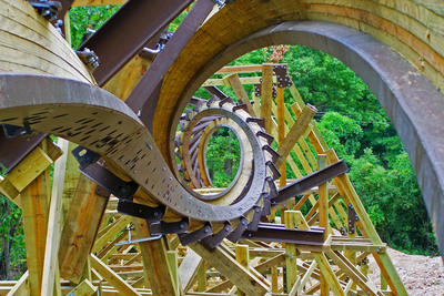 Silver Dollar City Announces World's Most Daring Wood Coaster