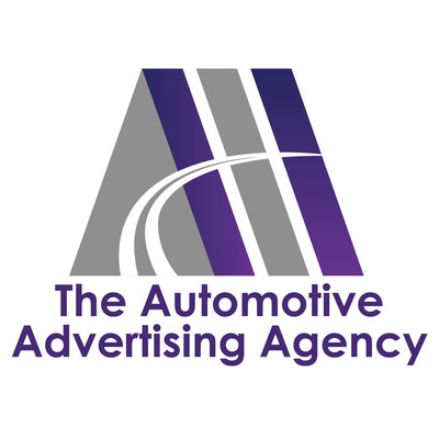 Logo for The Automotive Advertising Agency, a multi-cultural, full-service, Austin based creative advertising agency specializing in the automotive industry. The team at the agency represents over 133 years of combined experience in broadcast television, digital media, cable, radio, Spanish language media, internet marketing, brand development, public relations and advertising.