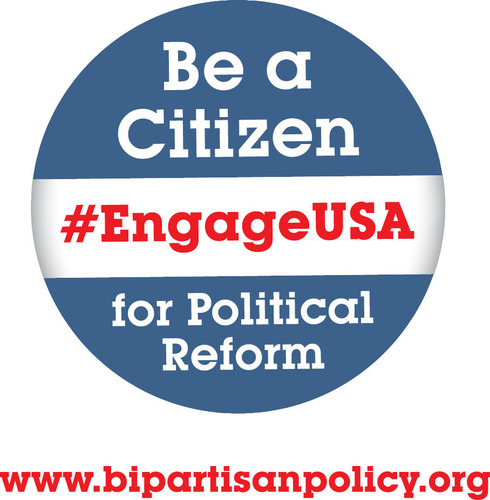 Join the Movement! Become a Citizen for Political Reform today at www.bipartisanpolicy.org (PRNewsFoto/Bipartisan Policy Center)