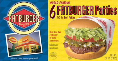 FATBURGER PATTIES LAUNCH AT WALMART STORES.  (PRNewsFoto/Fatburger)