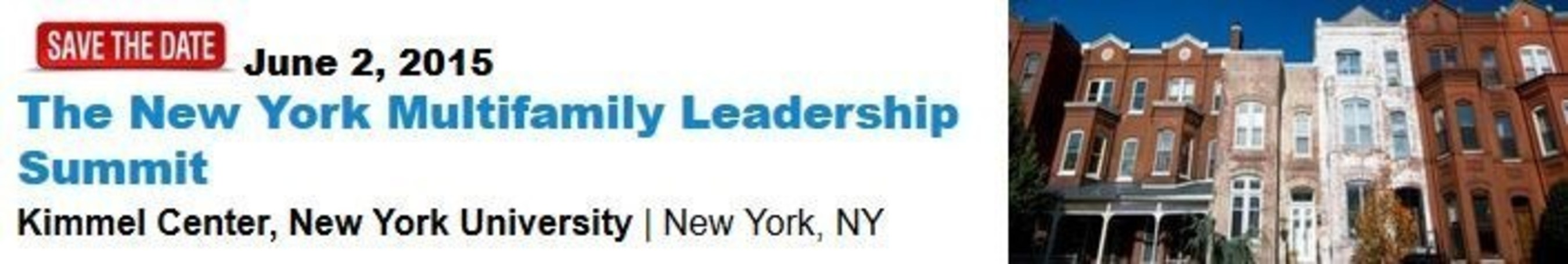 NYC Affordable Housing, Metro-Suburban Development and Emergence of New Investors: Join Tri-State Multifamily Industry Thought-Leaders
