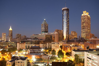 How will Atlanta's real estate market fare in 2013?  (PRNewsFoto/RealtyPin.com)