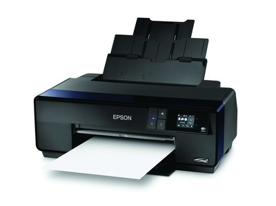 Epson today announced the industry's most advanced 13-inch photo printer - the Epson SureColor P600.