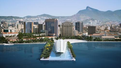 Santiago Calatrava and the Museum of Tomorrow