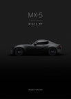 Mazda Previews 2016 SEMA Concepts: MX-5 Miata Speedster Evolution and MX-5 RF Kuro