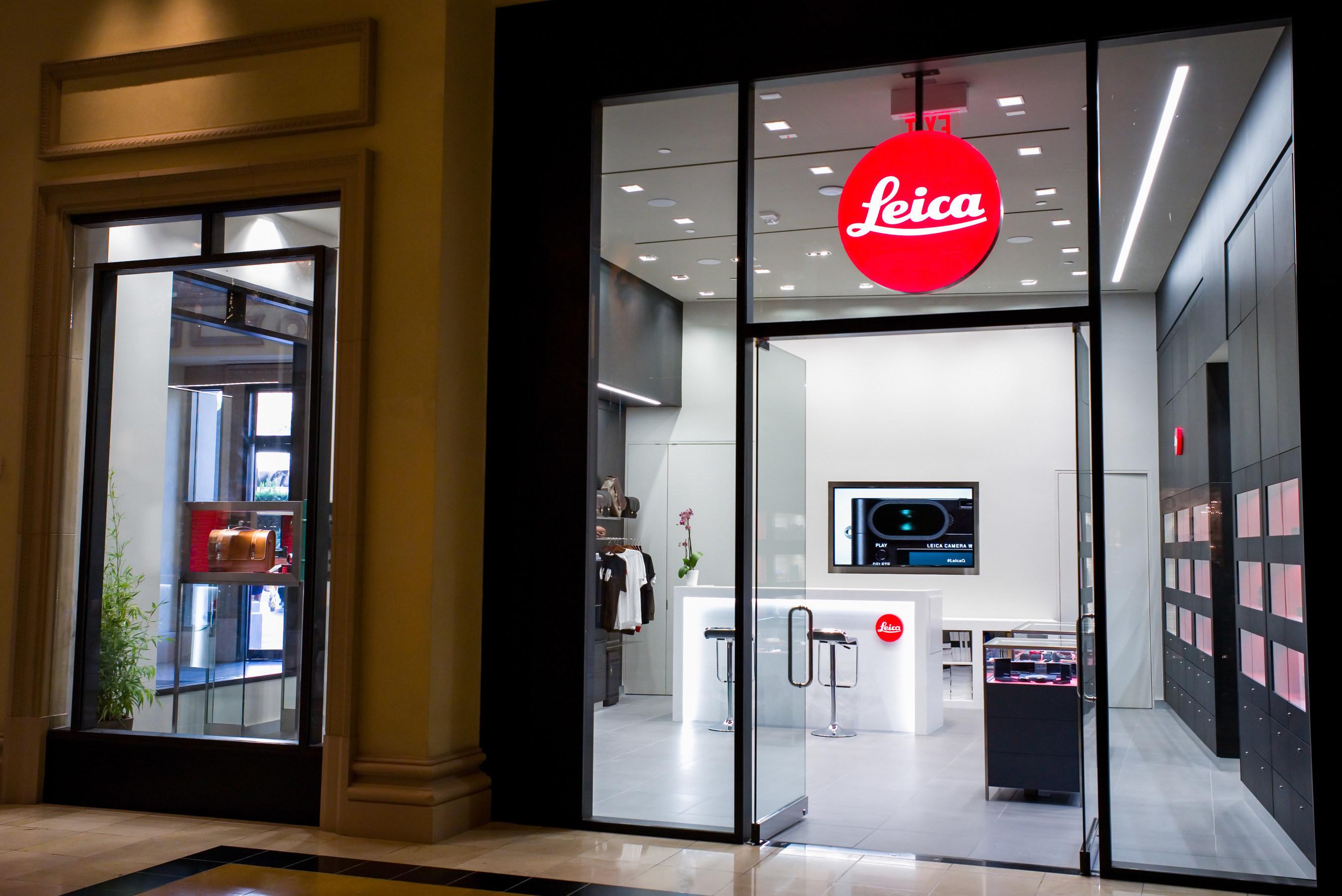 Leica Opens First Las Vegas Store: Brings Premium Camera