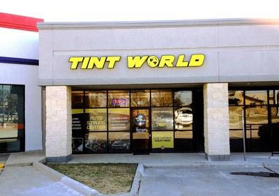 Tint World Grapevine, TX (PRNewsFoto/Tint World)