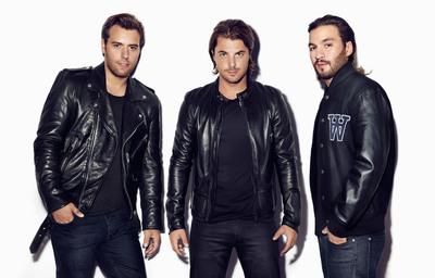 "ABSOLUT to Sponsor Swedish House Mafia's ""one last tour"".   (PRNewsFoto/ABSOLUT VODKA)"