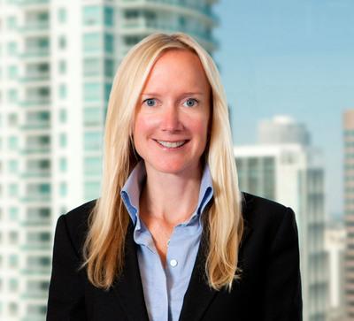 Kathryn von Matthiessen, partner at Cantor & Webb P.A.  (PRNewsFoto/Cantor & Webb P.A.)
