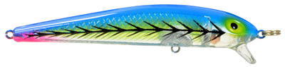 Super Short Shallow (S3) lures are ideal for casting in ponds, lakes, streams and rivers or it can be trolled behind divers, on lead core and copper.