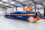 Geely Announced as Lead Partner for 1000mph BLOODHOUND Project #BloodhoundIsGo (PRNewsFoto/The BLOODHOUND Project)