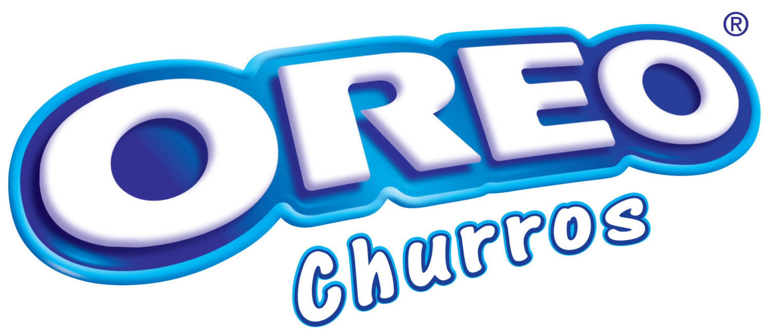 OREO(R) Churros Logo