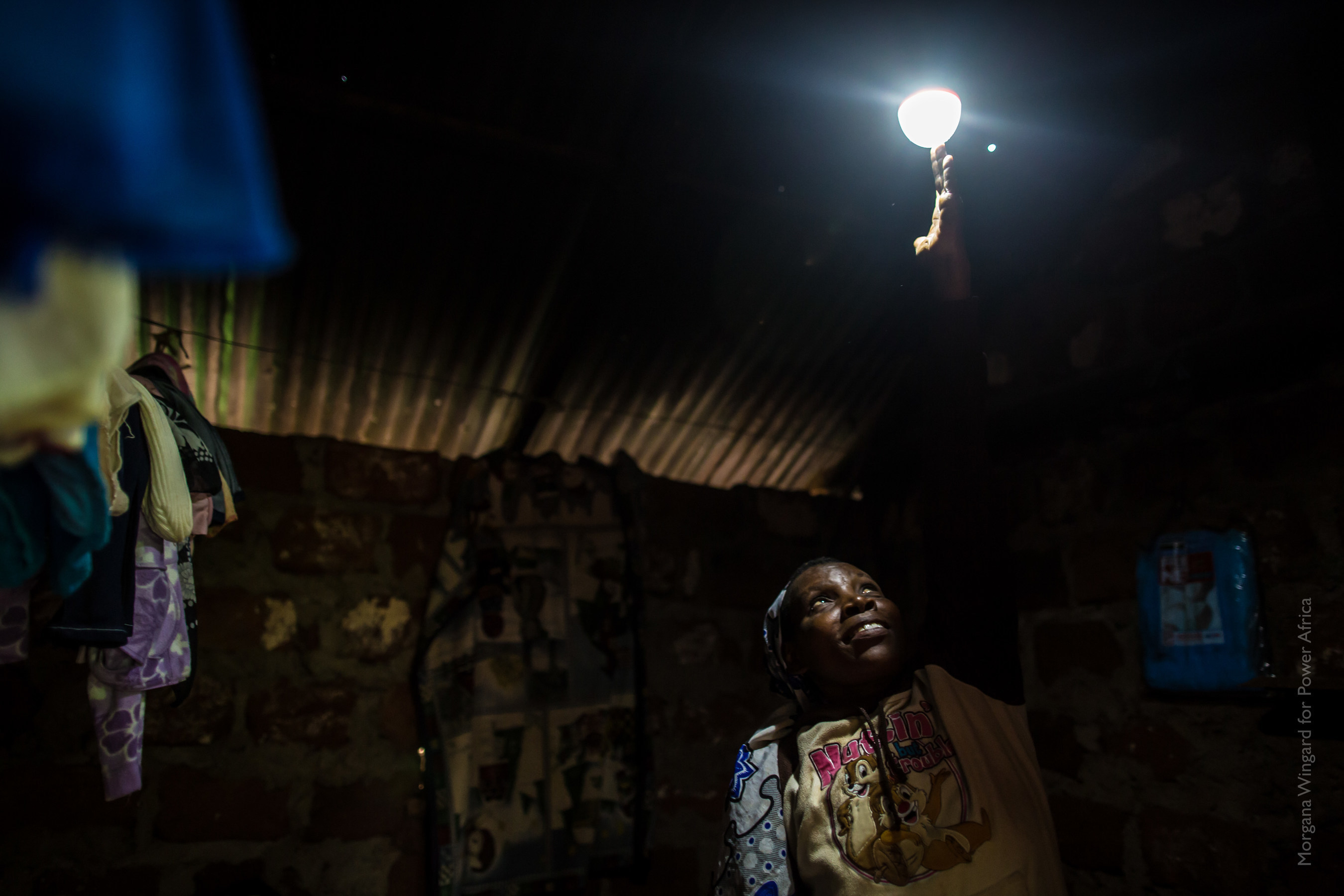 d.light expands its own PayGo financing service to partners around the world to increase energy options to the 2.3 billion people living without access to reliable power.
