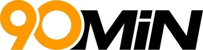 90min.com Logo (PRNewsFoto/90min.com) (PRNewsFoto/90min.com)