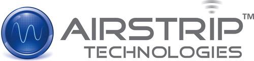 AirStrip Technologies, L.P. logo.  (PRNewsFoto/AirStrip Technologies, L.P.)
