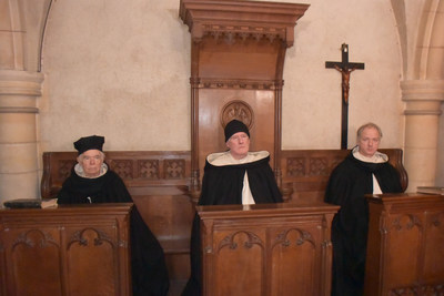 "Scene from ""The Inquisition,"" an EWTN original mini-series, which airs 9:30 p.m. ET, Wednesday through Saturday, Oct. 26-29. Find EWTN at www.ewtn.com/channelfinder.. A special one-hour preview airs 8 p.m. ET, Wednesday, Oct. 26 on ""EWTN Live"" with Fr. Mitch Pacwa."