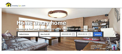 Homestayin.com connects you and thousands of guests all over the world. Join us and make money if you have an empty room at home.  (PRNewsFoto/Homestayin.com)