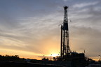 Patriot Energy's 'Barker's Trust #1' well drilling in the Permian Basin in West Texas
