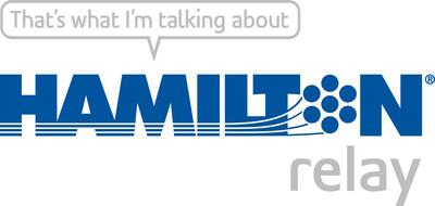 Hamilton Relay logo. (PRNewsFoto/Hamilton Relay)