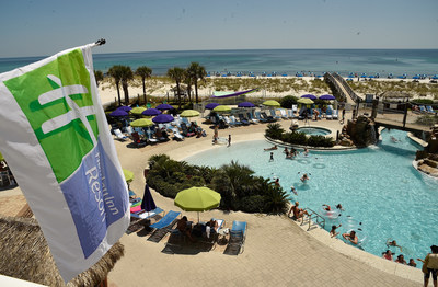 View of Holiday Inn Resort for Big and Rich concert on August 23, 2015 in Pensacola, Florida. (Photo by Rick Diamond/Getty Images for Holiday Inn Resort)