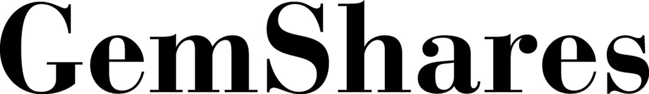 GemShares logo. (PRNewsFoto/GemShares, LLC) (PRNewsFoto/GEMSHARES, LLC)