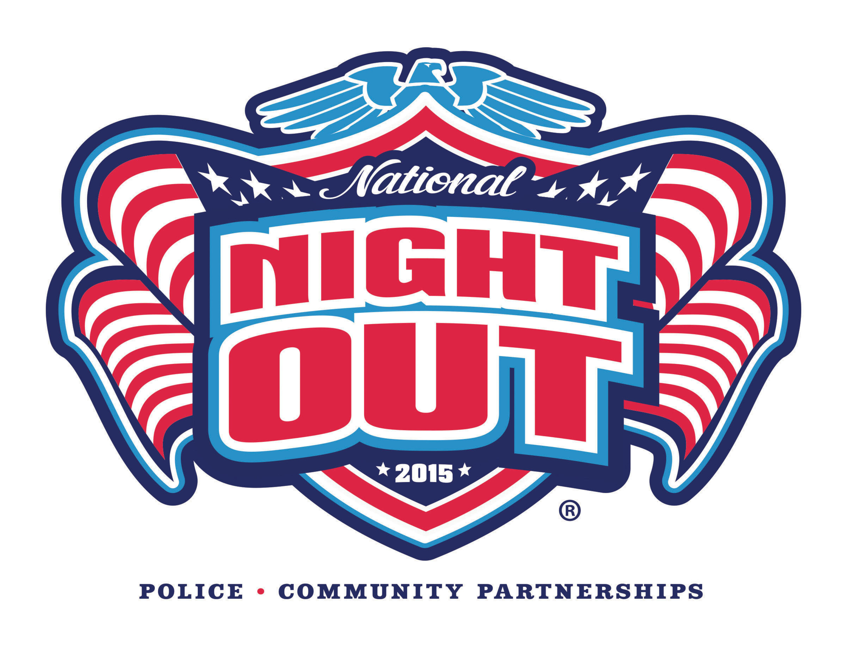 National Night Out 2015 logo