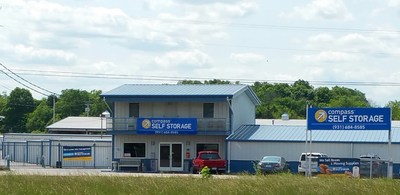 Compass Self Storage recently grew to five Nashville area locations with the acquisition of this self storage center in Shelbyville, TN.